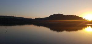 Sunrise - Mpenjati Lagoon & Nature Reserve