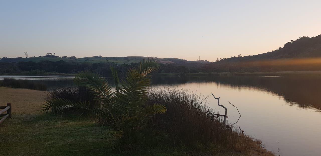 Mpenjati Lagoon - Sunrise
