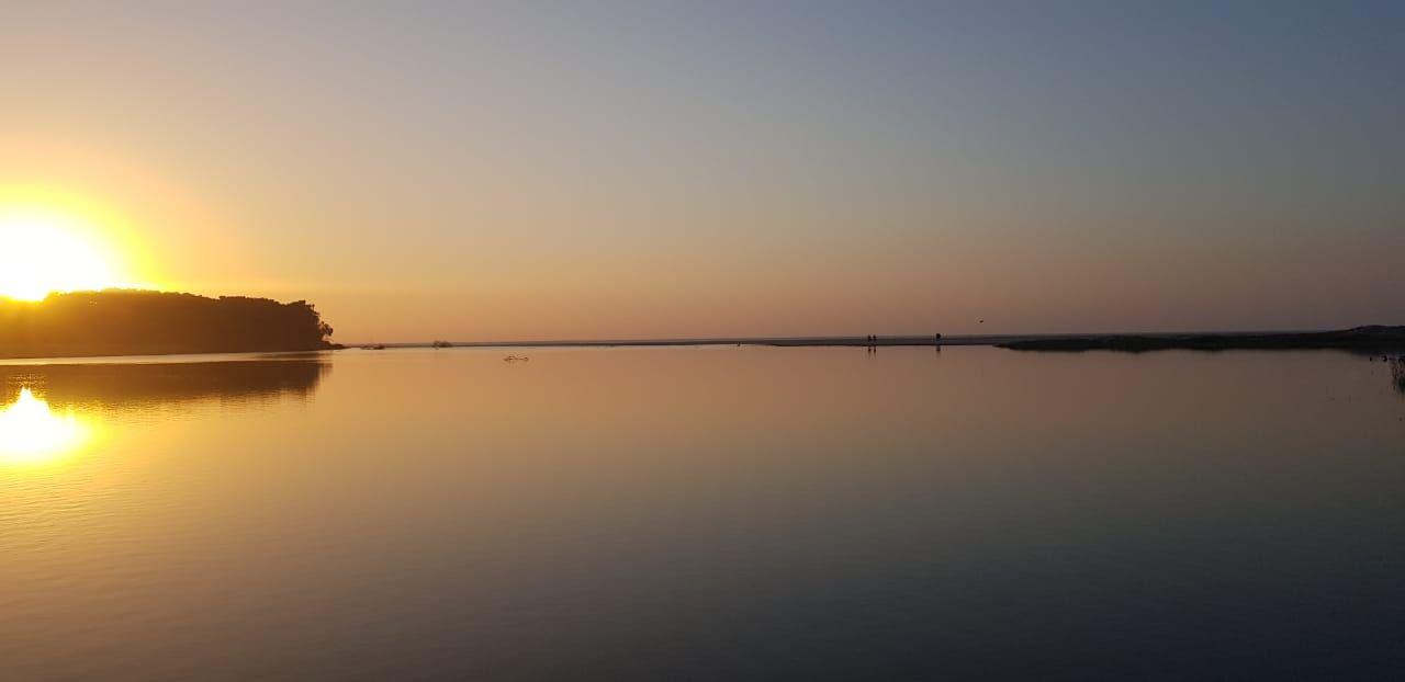 Magestic Sunrise - Mpenjati Lagoon & Nature Reserve